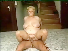 Fabulous Amateur record with BBW, German scenes