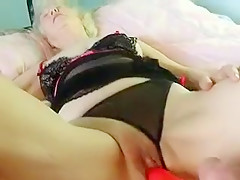 Horny Amateur clip with Blonde, Shaved scenes