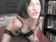Hottest Amateur video with Stockings, Fetish scenes