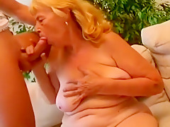 Hottest Amateur movie with Blonde, Grannies scenes