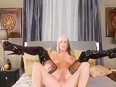 Best Amateur record with Blonde, Fetish scenes