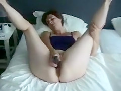 Exotic Amateur clip with Toys, Mature scenes