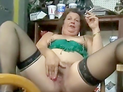 Exotic Amateur video with Brunette, Hairy scenes