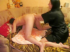 Horny Homemade record with Brunette, Fetish scenes