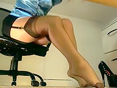 Fabulous Homemade record with Non Nude, Fetish scenes