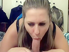 Hottest Homemade movie with Blonde, POV scenes
