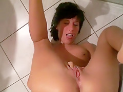 Fabulous Amateur record with Teens, Brunette scenes