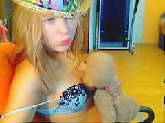 Incredible Amateur clip with Teens, Webcam scenes