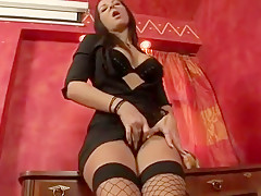 Fabulous Amateur movie with Solo, Fingering scenes