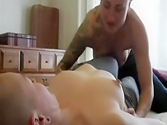 Horny Homemade record with European, Cunnilingus scenes