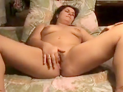 Crazy Homemade record with Close-up, Brunette scenes