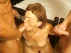 Crazy Homemade clip with Double Penetration, Fetish scenes