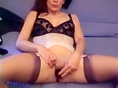 Incredible Homemade video with Redhead, Toys scenes