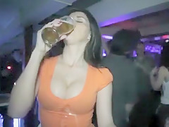Amazing Homemade video with Brunette, Non Nude scenes