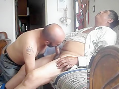 Hottest Homemade Gay movie with  Blowjob,  Amateur scenes