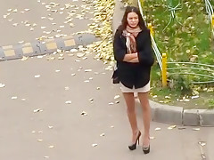 Incredible Homemade movie with Softcore, Outdoor scenes