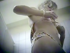 Exotic Homemade movie with Changing Room, Voyeur scenes