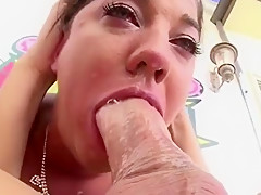 Best Amateur movie with Deep Throat, POV scenes