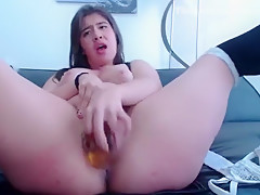 Bellastephanie amateur video on 08/31/15 01:26 from Chaturbate