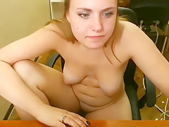 Fenrina amateur video on 09/21/15 05:17 from Chaturbate