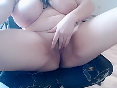 Giantboobs4 amateur video on 02/28/16 10:03 from Cam4