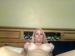 OneBlonde4u amateur video from MyFreeCams