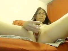 Till she starts showering her vagina teases