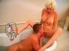 Exotic Amateur record with Big Tits, Young/Old scenes