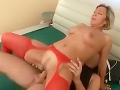Best Amateur record with Stockings, Young/Old scenes