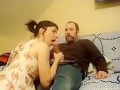 His Dick Is Devoured By Her Lustily