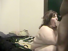Bbw Is Consumed Out