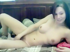 Definitely Beautiful Tgirl Reveals A Man About The Cam Her