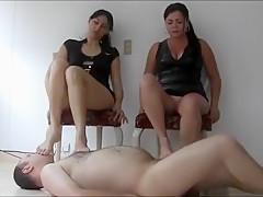 Latin Women Trample (No Cs)
