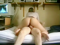 British woman having an ass that is good