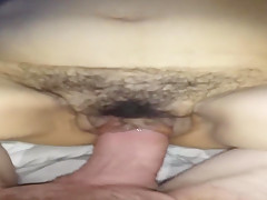 Fucking My Friend And Crempie Her Cunt