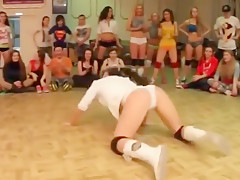 Best Booty Twerk Competition Sexy Girls