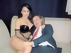 Sofia Neri Shows Her Ass And Tits For Andrea DiprÈ