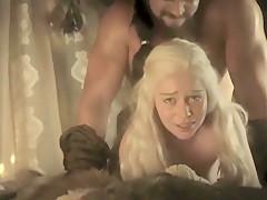Emilia Clarke Game Of Thrones Celebrity Sex Scene