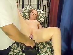 Mz. G'S Masturbation & Anal Examination! Preview