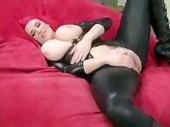 Big tit goth slut
