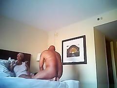 Black Couple Homemade Fuck