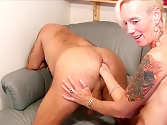 Incredible homemade German, Blonde adult movie