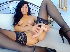 Best homemade Brunette, Webcam sex movie