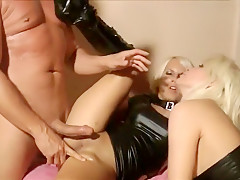 Exotic amateur Facial, Blonde xxx scene