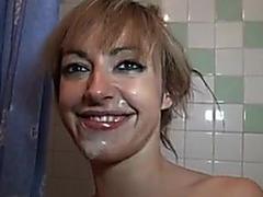Free amateur facials downloads