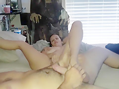 Good morning Daddy, please cum in my pussy.