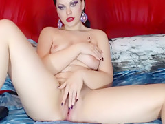 Hot- Wet Orgasm In The Night