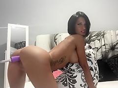 New Anisyia Livejasmin Hardcore Sexmachine Fuck