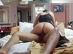Teen Seduces Roommate For A Creampie, I Hope I Don