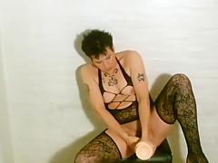 I Fuck Big Dildo Dildo, My Pussy Squirt
